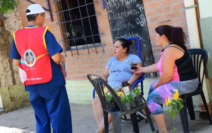 Dengue: continúan las campañas de prevención en Corrientes