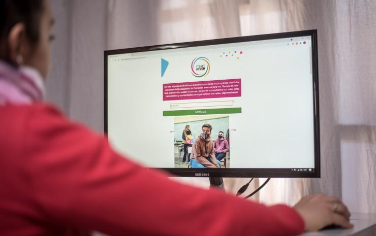 """Tassano lanzó el programa MuniJoven: """"Los jóvenes fueron, son y serán prioridad en nuestra gestión"""""""