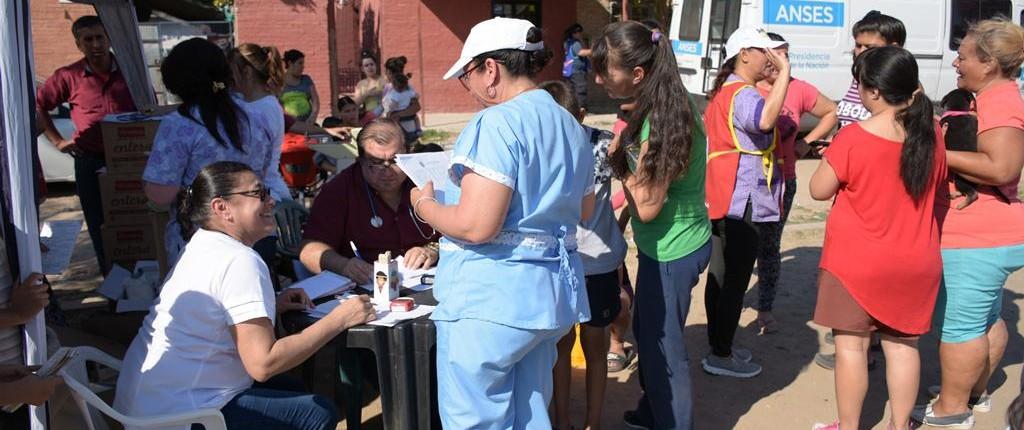 Este jueves: múltiples servicios gratuitos en el barrio Anahí