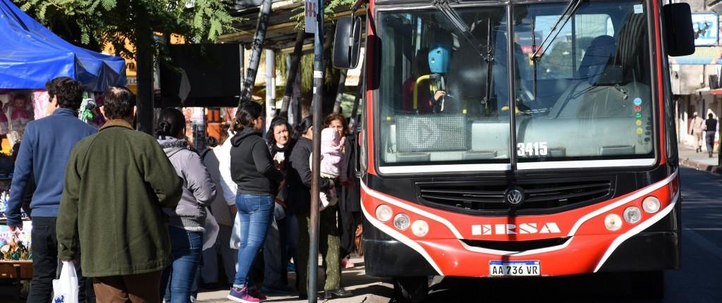 La Municipalidad intensifica los controles nocturnos a unidades de transporte urbano
