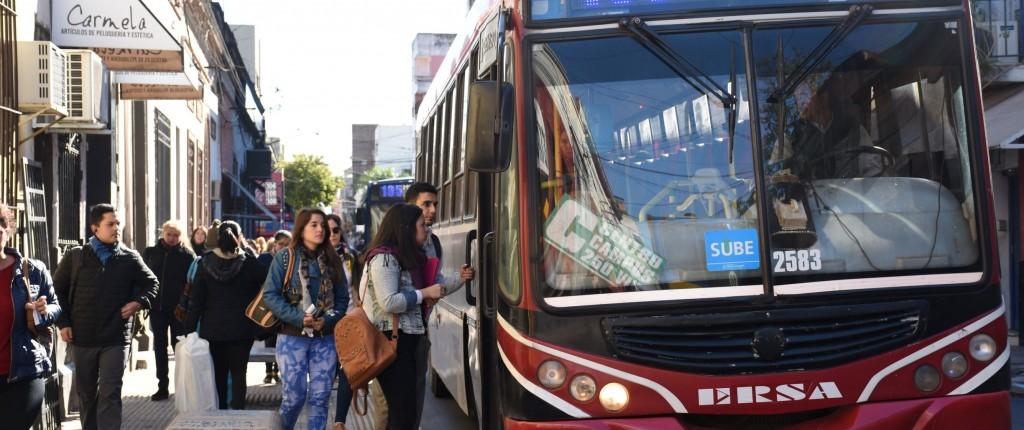 Antorcha olímpica: cortes de tránsito y desvíos de colectivos