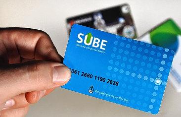 Nueva semana de entregas gratuitas de tarjetas SUBE en el Palacio Municipal